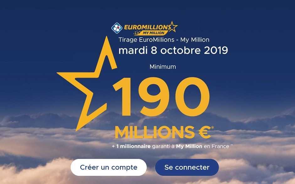 Euromillions regler | regler og informasjon