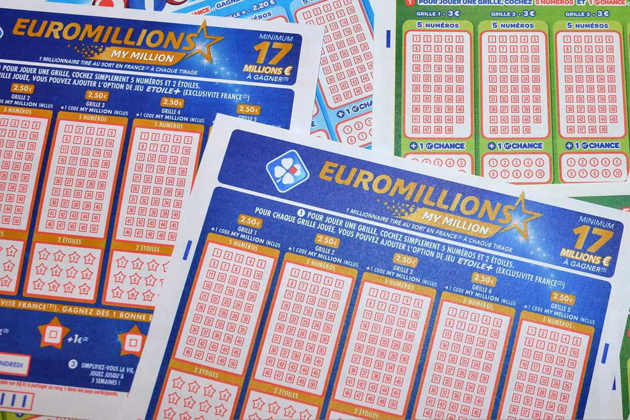 Euromillions results | last prints & previous