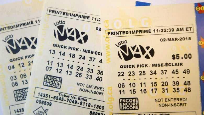 Biggest lottery win
