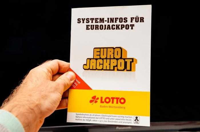 Spill Eurojackpot online i dag - eurojackpot online