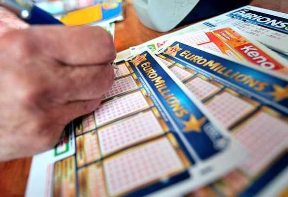 Архив лото евромиллионы за 2009 год