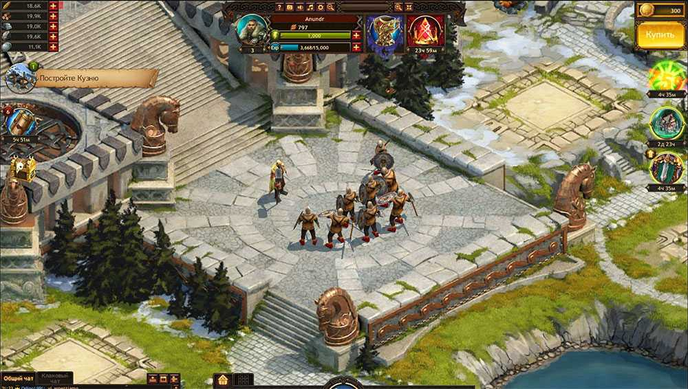 Cамые популярные онлайн игры (mmorpg) на пк