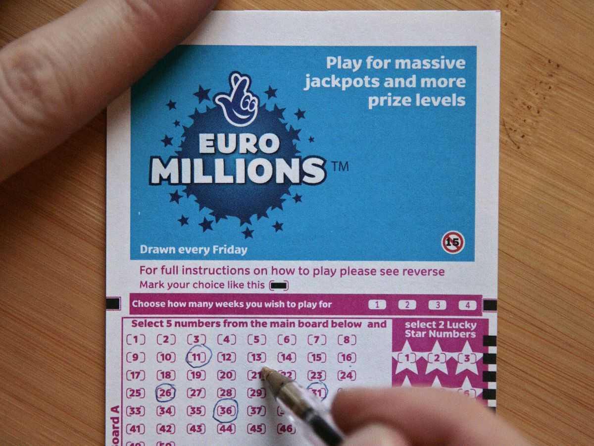 Euromillions statistik - vanligaste siffrorna & jackpot historia