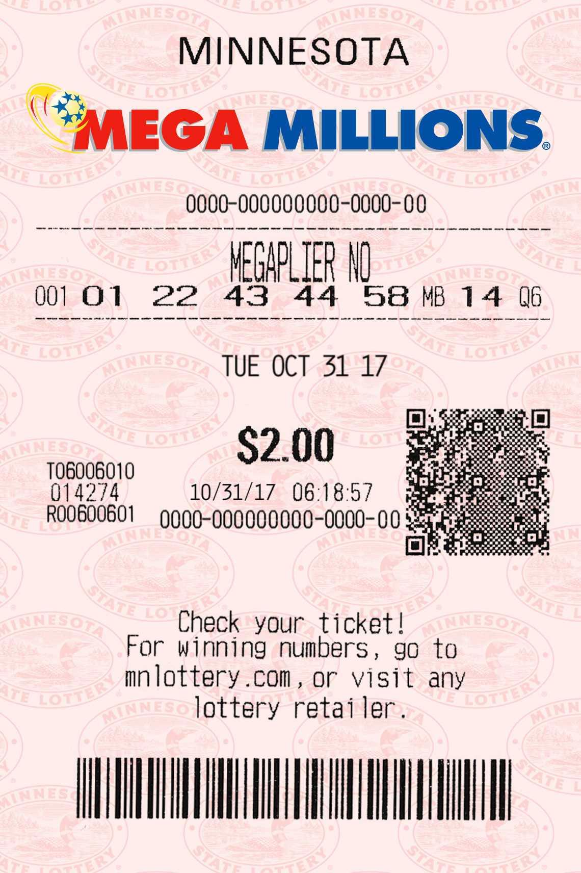 Jogue mega milhões | lottomania
