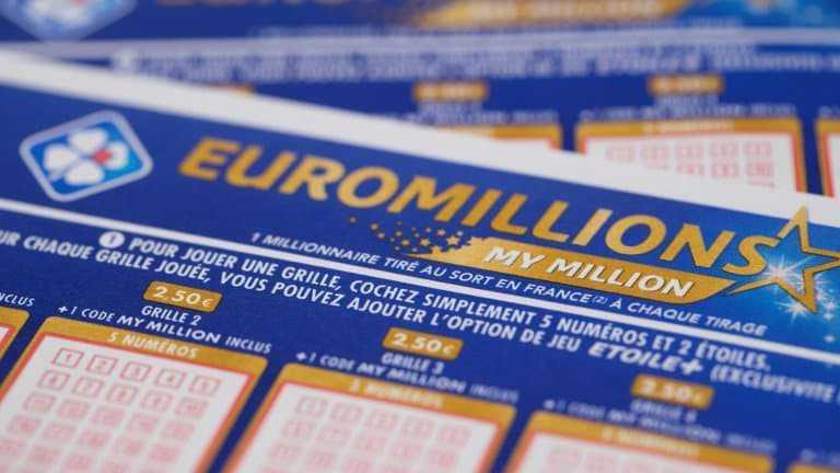 Euromillions - speciální losování a související losování
