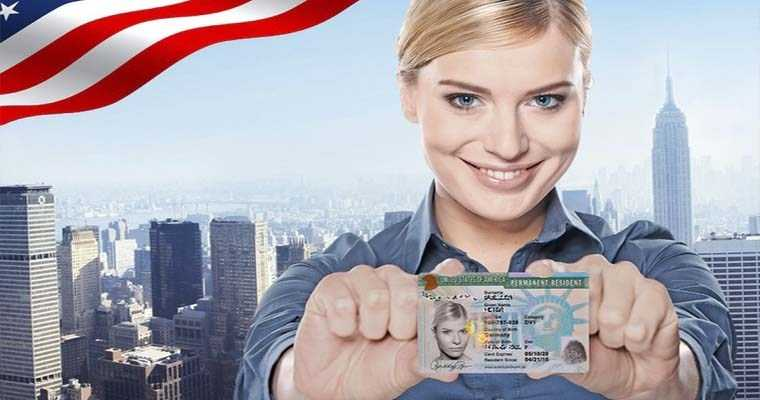 How to apply for a green card (green card) 2020