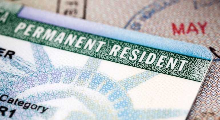 Søknadsfrister for US green card draw 2019-2020