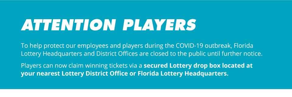 Loterie de Floride - comment réclamer