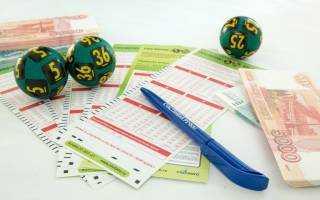 Taxe sur les gains de loterie: comment et où payer l'impôt