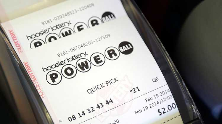 Lotteri jackpot poster - wiki