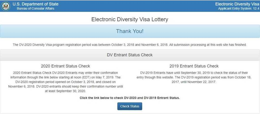 Green card lottery results dv-2021 | visaoffice.by | Yandex Zen