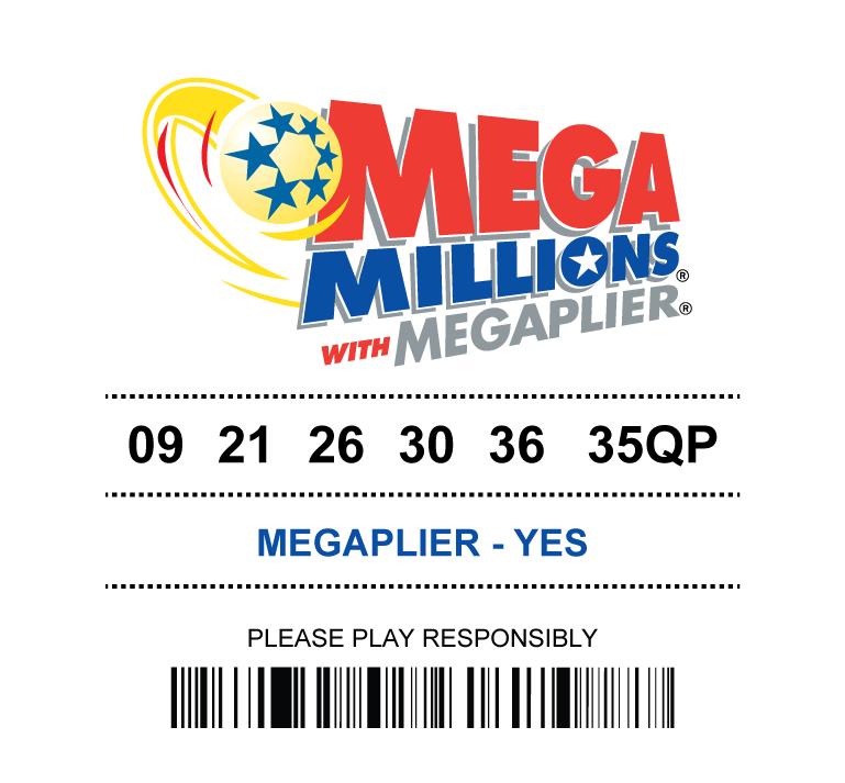 Vencedores de Mega milhões