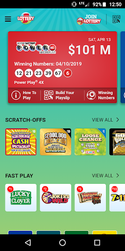 Lotteri jackpot poster - wikipediam.org