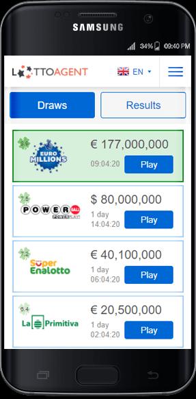 Statistiky vítězů Euromillions