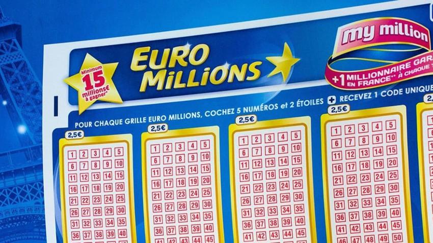 Výsledky Euromillions pro pátek 20. května 2016 - kreslit 904