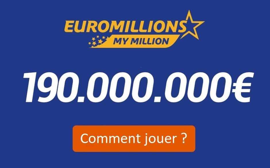 Euromillions pluss | irske euromillioner trekker