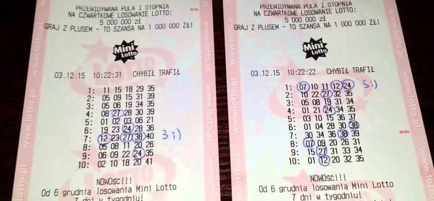 Mini lotto system – sekret wielu zwycięzców! - lottoland.pl
