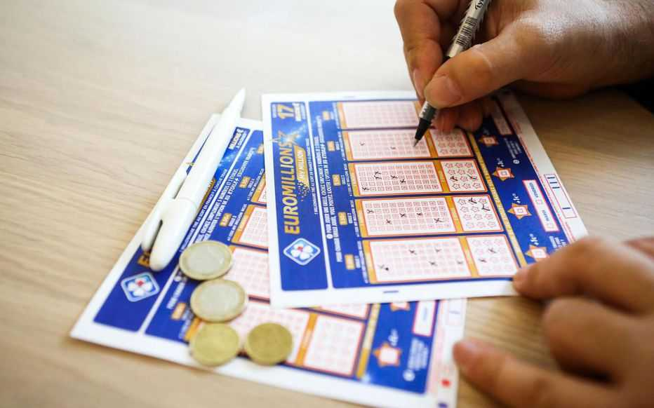 Euromillions results for 20th may 2016