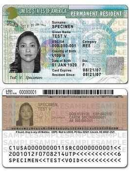 USA green card lottery draw