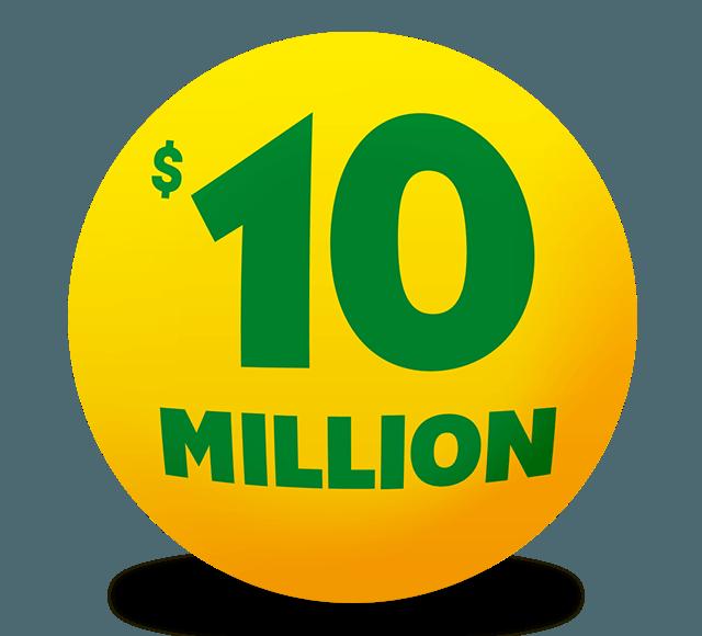 اليانصيب الأسترالي أوز لوتو (7 من 45)