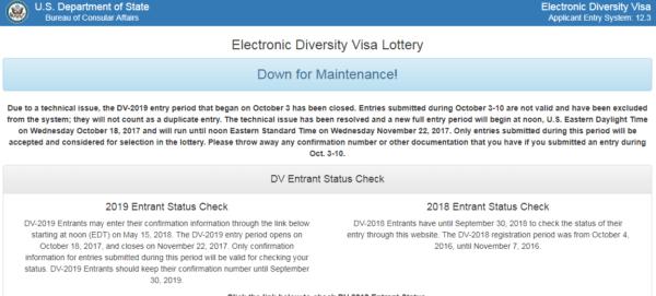 USA green card lotteri: betingelser for tegning av kort, hvordan å vinne på green card lotteri 2019-2020