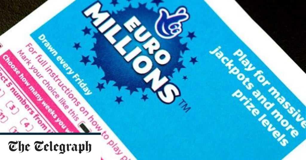 Euromillions บวก