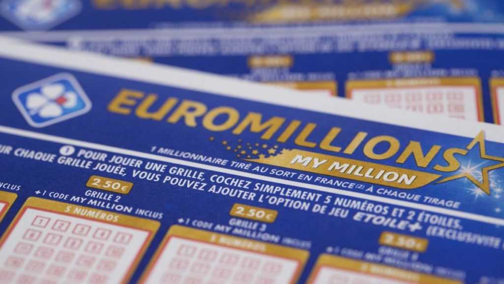 Superdraws Euromillions: 115 M £ le vendredi 25 septembre
