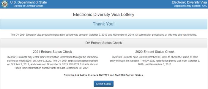 Лотерея грин кард dv-2019 ⋆ правила участия в визовой лотерее