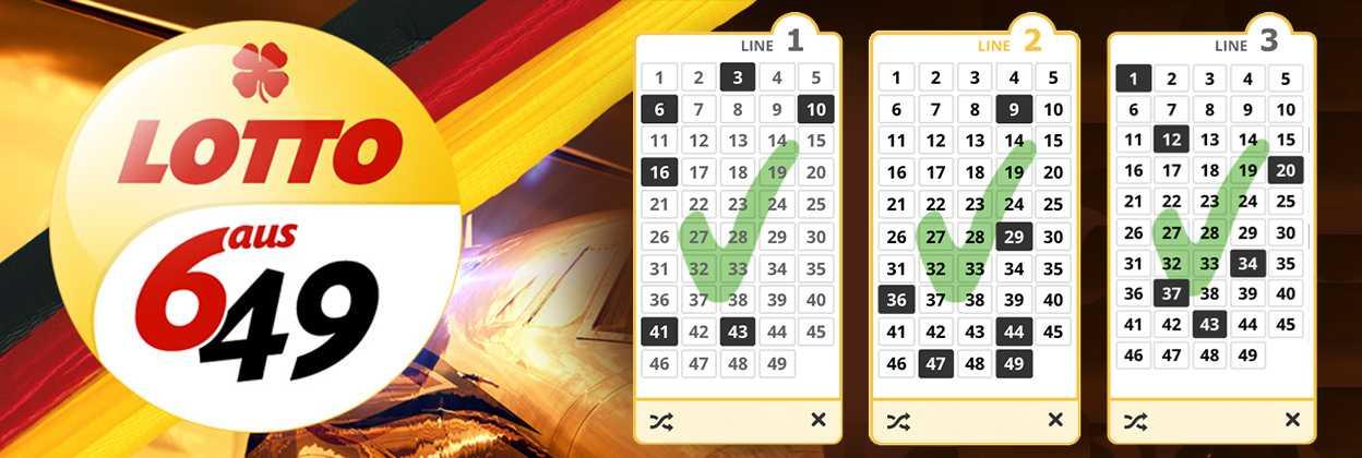EuroMillions lotteresultat på den officiella euromillions webbplatsen