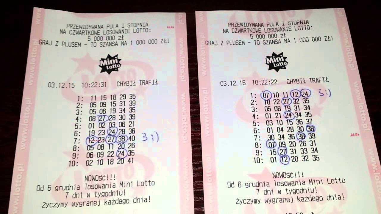 Mini lotto system – sekret wielu zwycięzców!