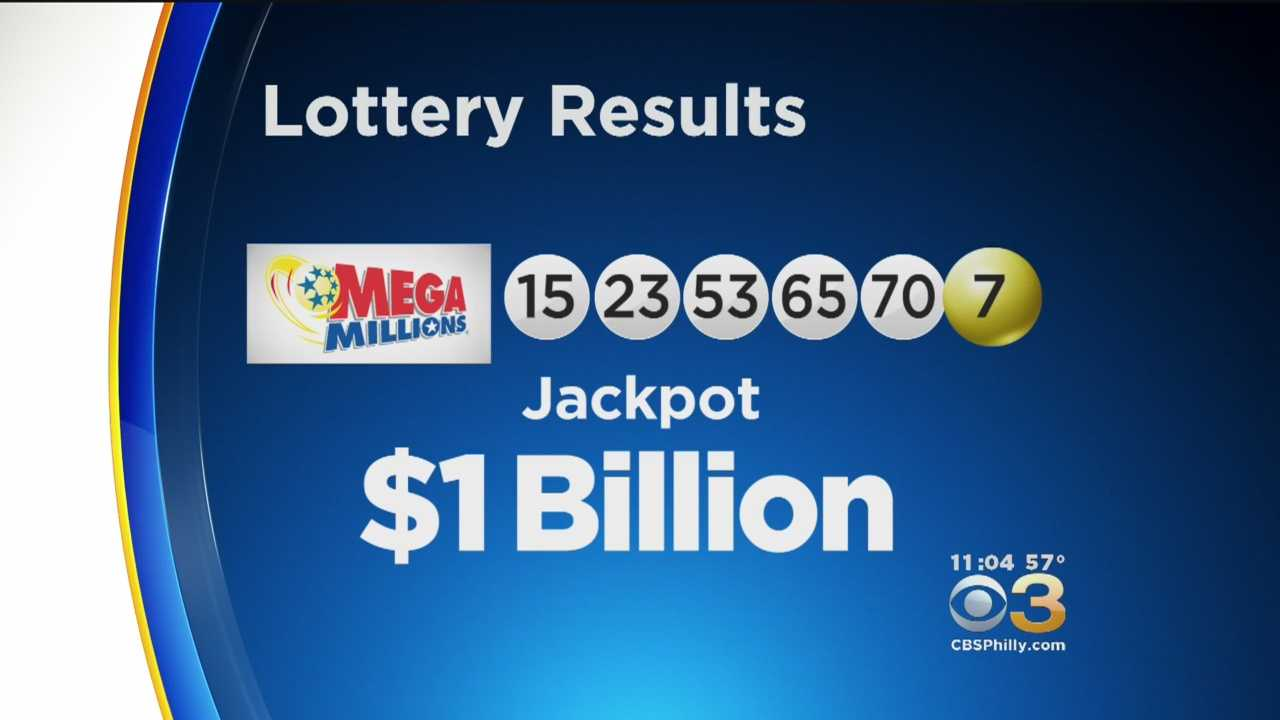 Mega millions numbers | results for the mega millions draw