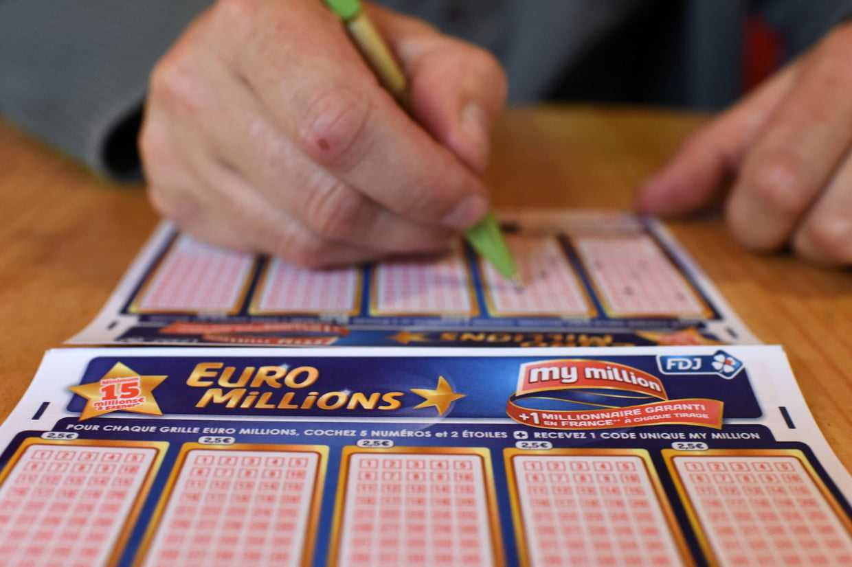 Euromillions rules | rules and information