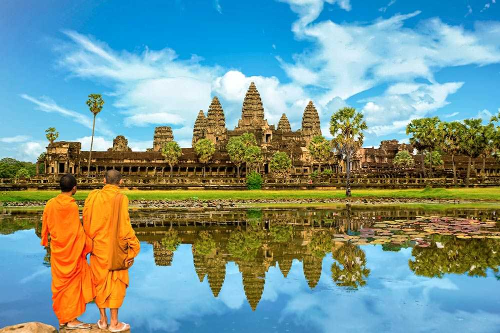Королевство камбоджа (Cambodge) - la description, Capitale, visa, billets et hôtels | kingdom of cambodia - paikearoyaume du Cambodge