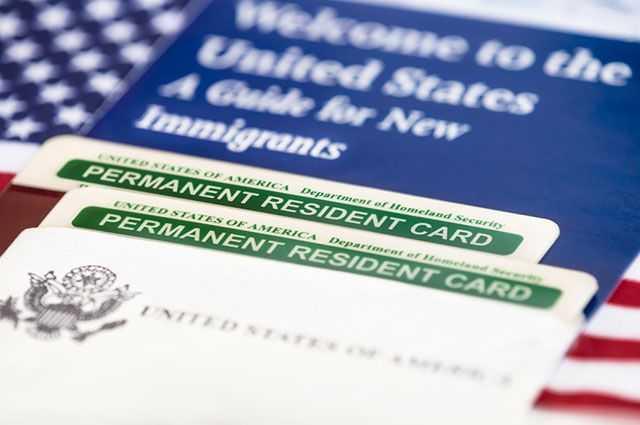 Ansökningsfrister för US green card draw 2019-2020