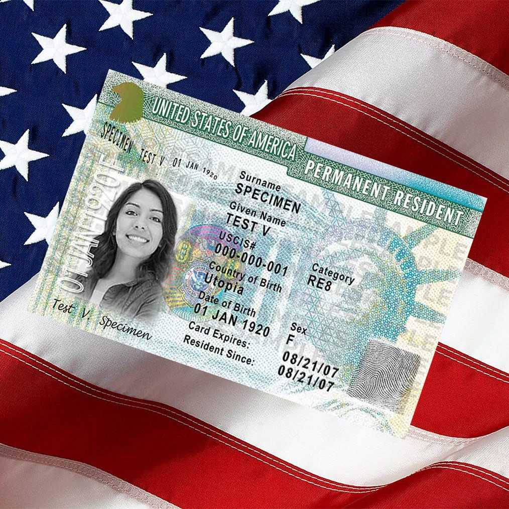 All information about green card in the usa detailed answers to questions