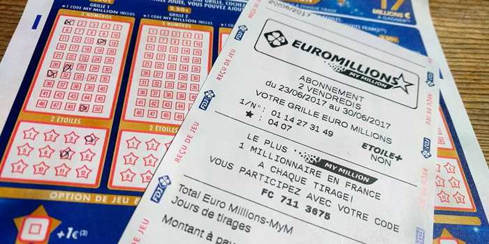 Spanske lotteri euromillioner (5 из 50 + 2 av 12)